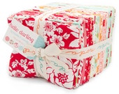 SPRING SALE - Hello Darling - Fat Quarter Bundle (40) - by Bonnie and Camille for Moda Fabrics