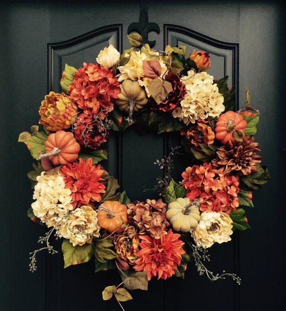 Thanksgiving Front Door