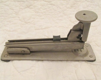 Antique Bostich Stapler with Patent number 1920s SALE