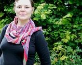 crochet pattern - women's vera shawl
