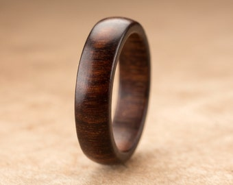 Size 9.75 - Tamboti Wood Ring No. 226