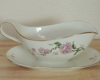 Bavarian Gravy Boat and Liner US Air Force