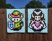 Legend of Zelda Quilt - IN STOCK
