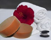 Red Moroccan Clay Soap, Tee Tree Oil, Shrink Pores, Moisturizing, Remove Impurities,Exfoliate Your Skin