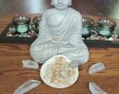 Citrine / Meditation Stone / Chakra Stone / Reiki Stone / Wiccan / Pagan