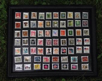 Postage Stamp Magnet