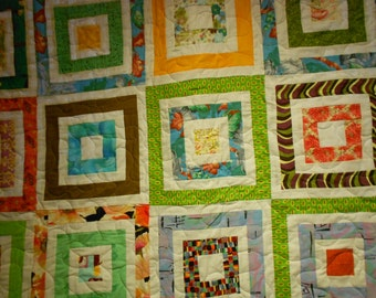 Queen size Bed Quilt  117