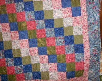 Twin Size Quilt  116