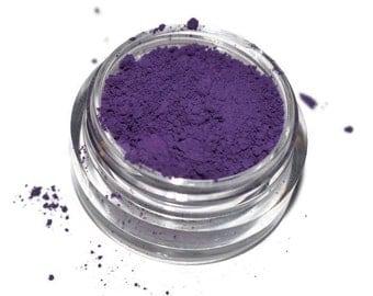 NEVERMORE Matte Purple Eyeshadow Edgar Allan Poe Fall Halloween shade