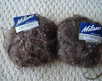 Fashion Tweed Milano Vintage Yarn, Novita of Finland Yarn, 2 Balls available, 50 grams