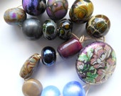 Destash Assorted beads by various artists