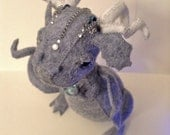 Oracle : Handmade Dragon Soft Sculpture