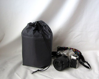 PreOrder Drawstring Camera Bag Insert