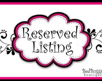 Reserved Listing for mdm06014