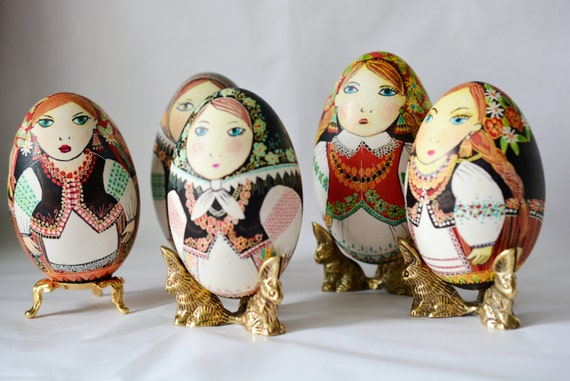 ukrainianeastereggsetsycom my other shop on by katyatrischuk