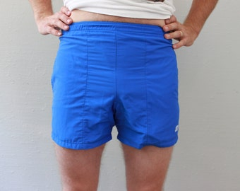 Vintage 90s Cycle Shorts Blue Bike Shorts by Cycle Wear