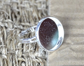 5 pcs Silver Tone Pad Open Adjustable RING round Base Cabochon , Base Rings -- Newest Arrival pad size 18mm,ring findings