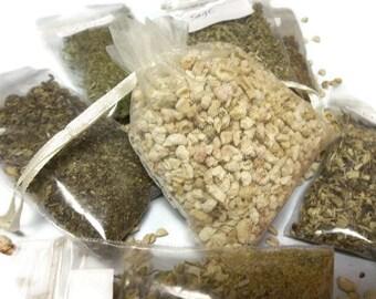 Incense Bead Sachets, Air Freshener Aromatherapy Sachets, Corn Cob Fibers, Cinnamon Vase & Bowl Filler, Sachet Filler Incense, Free Shipping