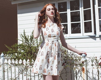 Miss Daydream Dress - Original Print