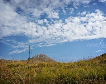 St Patricks Day, March, Ireland, Irish, Art Photography, Diamond, Hill, Connemara, National Park, Landscape, Hike, Irish Sky, Bogs