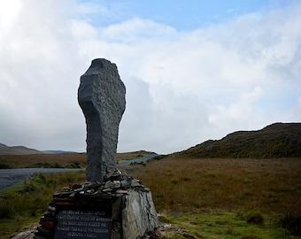 St Patricks Day, March, Great Famine Walk, Ireland, Irish, ArchBishop Desmond Tutu, South Africa, Doolough, Celtic, Art Photography
