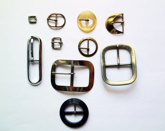 Vintage Belt Buckles Variety Pack ALL NEW 2