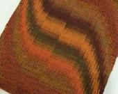 Short Table Runner Hand Woven, Modern Decor