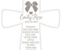 Nursery Wall Decals-A Baby's Prayer