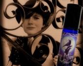 CLOCKWORK CUTIE Perfume Oil - Fresh Wild Berries, Concord Grapes, Dark Flowers, Vanilla Accord - Victorian Perfume