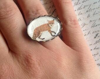 Wild Fox - Ring