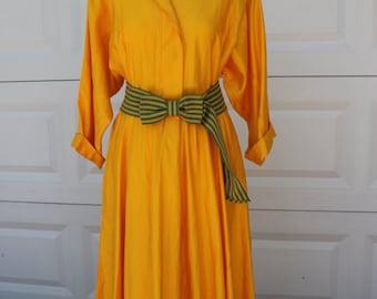 Yolanda in Yellow
