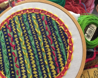 Colorburst Single: Inchworms