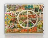 Beatles iPad Skin John Lennon Peace Sign Imagine All You Need is Love iPad