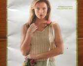 2004 Spring Summer Collection Knits by Tahki Tank Tops, Midriff Tops