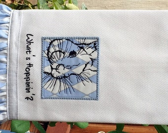 Kitchen Towel - Rabbit