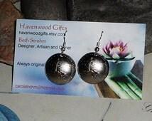 Coin Earrings, 2005 Lewis and Clark Nickel