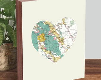 San Francisco Map Print - San Francisco Art Print - San Francisco Map