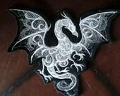 Dragon Patch,Ghost,Smoke
