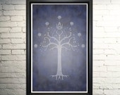 Return of the King Art Poster - Lord of the Rings