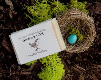 Gardener's Grit Soap