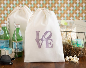 LOVE Welcome Bags - Wedding Welcome Bags - Welcome Bags