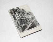 25 Vintage France Black and White Unused Postcards - Wedding Guestbook