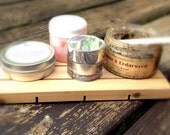 One LARGE Cedar Natural Wood Spa Soap Deck 4 X 8 || Contemporary || Rustic || Made in the USA
