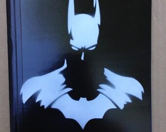 Batman Notebook Journal Composition Notebook
