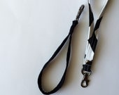 wristlet strap. add on to and pouch or small purse for wrist carry. design your own choose solids or chevrons.