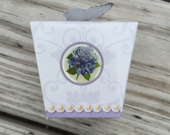 Favor Boxes Butterfly Lavender Wedding Supplies Party Favor Box Wedding Favors