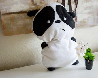 Bandit the Bumbling Panda Plushie