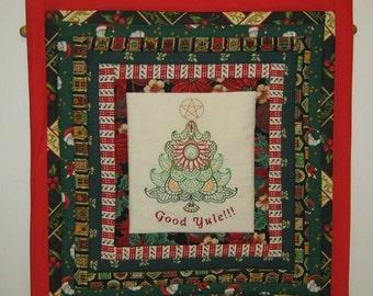 Sabbat Banner - Yule, Winter Solstice, Midwinter