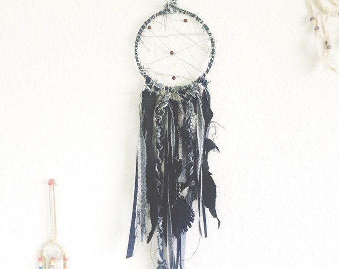 Dark Denim + Leather DREAMY // Home Decor
