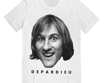 Fantastic GERARD DEPARDIEU T Shirt
